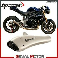 Terminale Di Scarico Hp Corse Hydroform Satin Triumph Speed Triple 2011 11