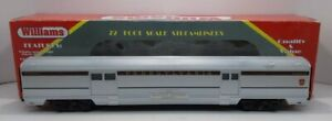 Williams 2540 O Pennsylvania 72' Railway Express Agency Baggage Car #2540 EX/Box