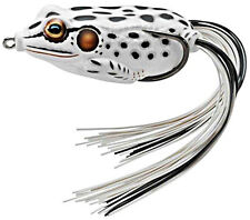 "LIVETARGET HOLLOW BODY FROG 65 2 5/8"" select colors"