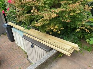 Treated Timber Battens