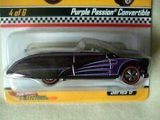Hot Wheels, Neo-Classics Series 6 - Purple Passion Convertible