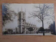 VINTAGE 1916 POSTCARD - ST MARY'S - BATHWICK - BATH