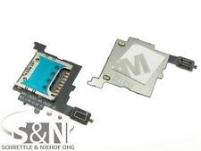 Samsung Galaxy Core GT- i8260 Sim Leser Slot Konnektor Pins Karte Flex Kabel