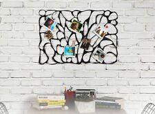 Modern Metal Wall Decor -Abstract Metal Wall Art Panel- Living room Wall Decor