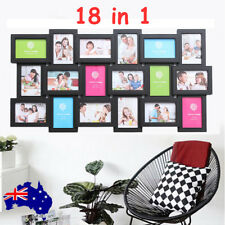 18 in 1 Multi Photo Frames Collage Picture Display Wall Hanging Decor Xmas Gift