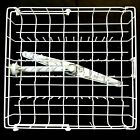 Frigidaire Electrolux Upper Top Dishwasher Rack 154331502 5304498202 RUST FREE photo