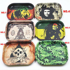 1 X Storage Tray Cigarette Essential Accessories Rolling Trays 17cm*13cm*1.8cm
