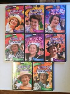 Keeping Up Appearances - Volume 1 - 6 ) BBC on DVD