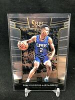 SHAI GILGEOUS-ALEXANDER 2018-19 Select #7 ROOKIE CONCOURSE RC Oklahoma City P84
