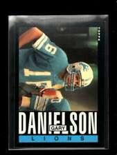 1985 TOPPS #56 GARY DANIELSON NM LIONS
