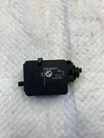 BMW E46 OEM REAR RIGHT GAS FILLER DOOR LOCK ACTUATOR MOTOR VDO CABLE