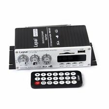 LEPY Auto Mini MP3 Hi-Fi Stereo Audio Verstaerker mit USB / SD Anschluss FM V1N4