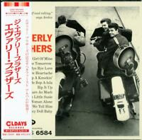 EVERLY BROTHERS-THE FABULOUS STYLE OF THE EVERLY BROTHERS-JAPAN CD C94