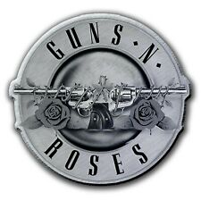 GUNS N ROSES metal pin badge LOGO