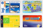 4 TELECARTE / PHONE CARD .. FRANCE PREPAYEE MIX 2 MODELES DIFFERENTS A1