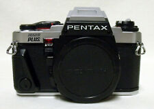 PENTAX Program Plus 35mm SLR Film Camera Body Tested Working Functional Minty