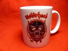 1 x Ceramic 11oz Coffee - Tea Mug with YOUR DESIGN OR LOGO MOTOR HEAD
