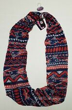 New England Patriots NFL Women's Team Color Infinity Forever Collectibles Scarfs
