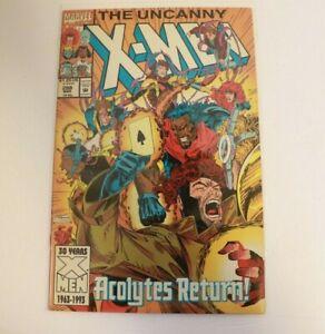 Uncanny X-Men #298 Marvel Comic Book
