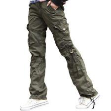 Pantaloni da donna cargo cotone , Taglia 42
