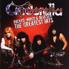 CINDERELLA - Rocked Wired & Bluesed: Greatest Hits [CD New]