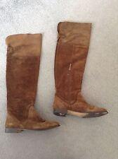 Zara Low Heel (0.5-1.5 in.) Zip Boots for Women