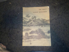 New Mexico Wildelife Management 1967 New Mexico Department of Game and Fish