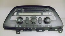 Honda Odyssey 2008-2010 CD6 radio. OEM factory original CD changer stereo 1XU8