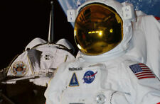 Space Shuttle EMU Replica Space Suit: