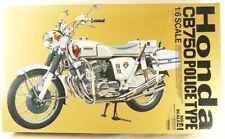 TAMIYA 1/6 Honda CB750 POLICE TYPE BIG SCALE SERIES NO.4 RARE!!