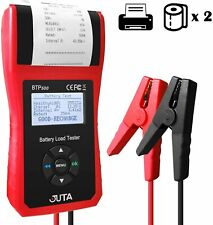JUTA BTP500 12V/24V 100-3000 CCA Automotive Battery Load Tester for Cars Trucks