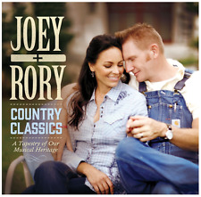 Joey + Rory Feek - Country Classics: A Tapestry of Our Musical Heritage (CD) NEW
