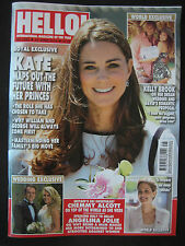 HELLO MAGAZINE LONDON UK ISSUE 1333 JUNE 2014 Royal Exclusive Kate Middleton