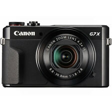 Canon PowerShot G7 X Mark II Digital Camera - Wi-Fi & NFC Enabled **BRAND NEW**