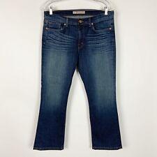 J Brand Gigi Jeans Crop Flare Heritage wash Size 31