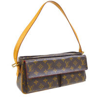 LOUIS VUITTON VIVA CITE MM HAND BAG PURSE MONOGRAM CANVAS M51164 AR0034 36284