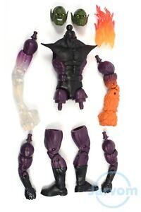 "Marvel Legends 6"" inch Build a Figure Super Skrull Parts Individual Pieces"