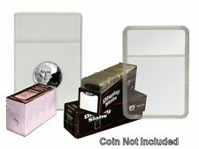 BCW - Display Slab with Foam Insert-Combo, Nickel White (25 pack)