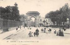 CPA 55 BAR LE DUC LE BOULEVARD DE LA BANQUE