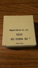 NOS genuine Nec print thimble for NEC impact printers. Font Focus