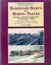 BASEBOARD BASICS & MAKING TRACKS railway trains locomotives wiring platt lane