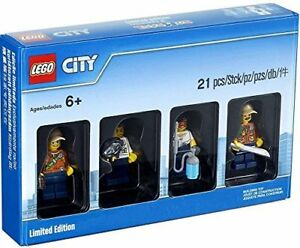 LEGO  Lego City 5004940 - Limited Edition Minifiguren Set Dschungel Expedition