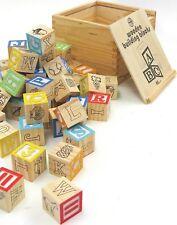 Wooden Building Blocks #400846