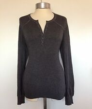 Hip Length Cashmere Button Jumpers for Women