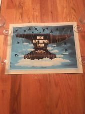 Dave Matthews Band Burgettstown Pa 7/13/12 Rare Anvil