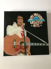 "Readers Digest box set ""Elvis Greatest Hits""  plus extra LP and Magazine"