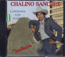 Chalino Sanchez Canciones con Banda Desilusion CD New Nuevo Sealed