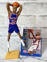 Starting Lineup NBA Grant Hill Rookie Detroit Pistons Figure & Card 1995 SLU
