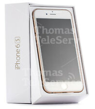 iPhone 6s 128GB Gold Smartphone Handy Retina HD 3D Touch 4K A9 iOS