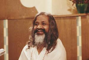 Maharishi Mahesh Yogi 1967 OLD PHOTO